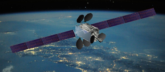intelsat epic satellite