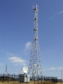 Satellite backhaul