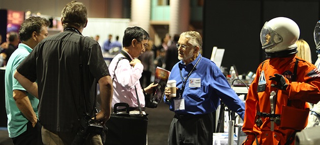 Space Tech Expo 2014