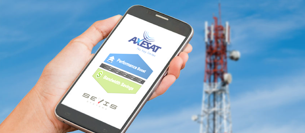 Axesat and Sevis partner to provide optimized Mobile Backhaul Services in Latin America